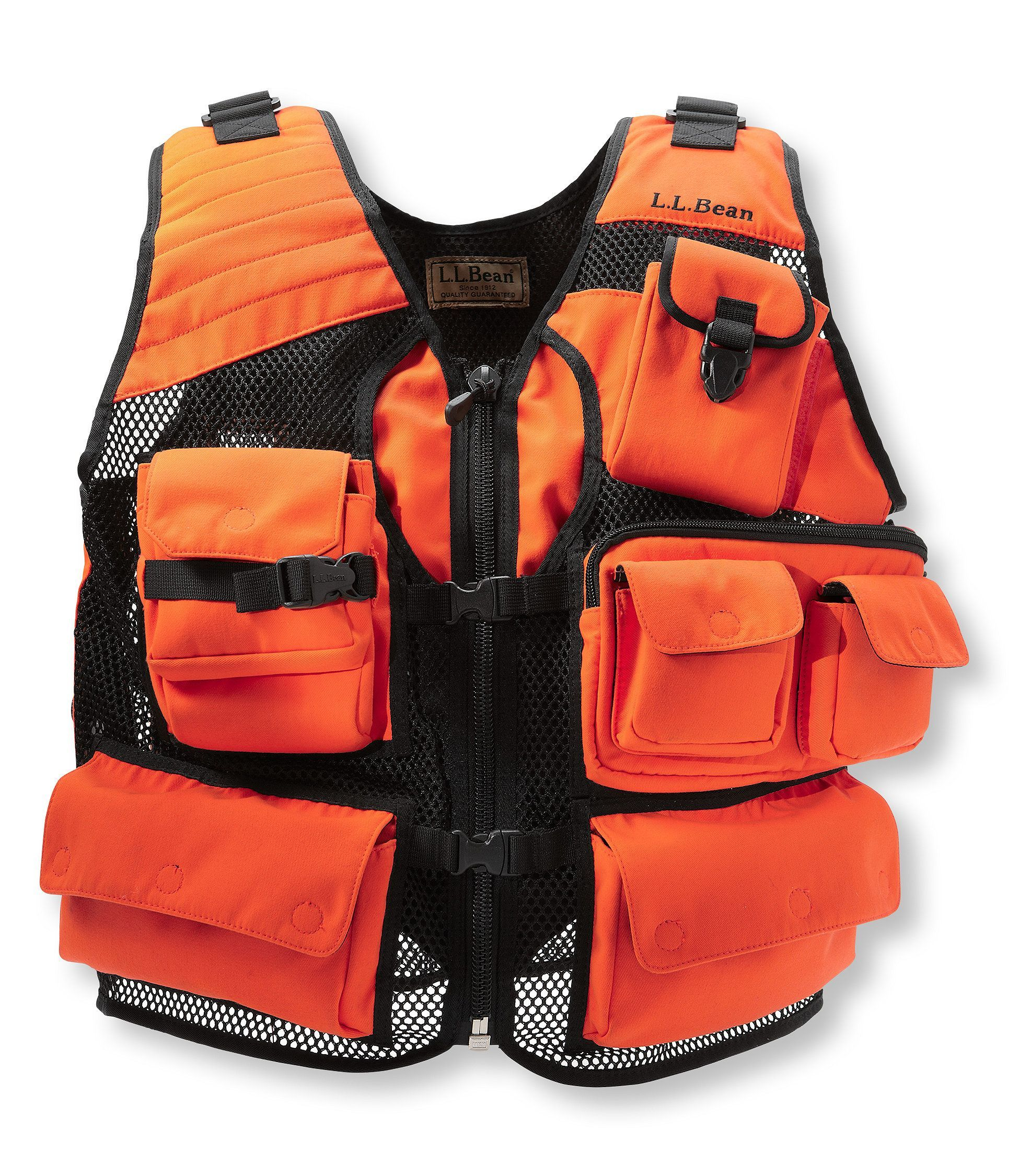 Boa Technical Vest Products Orange Hunting