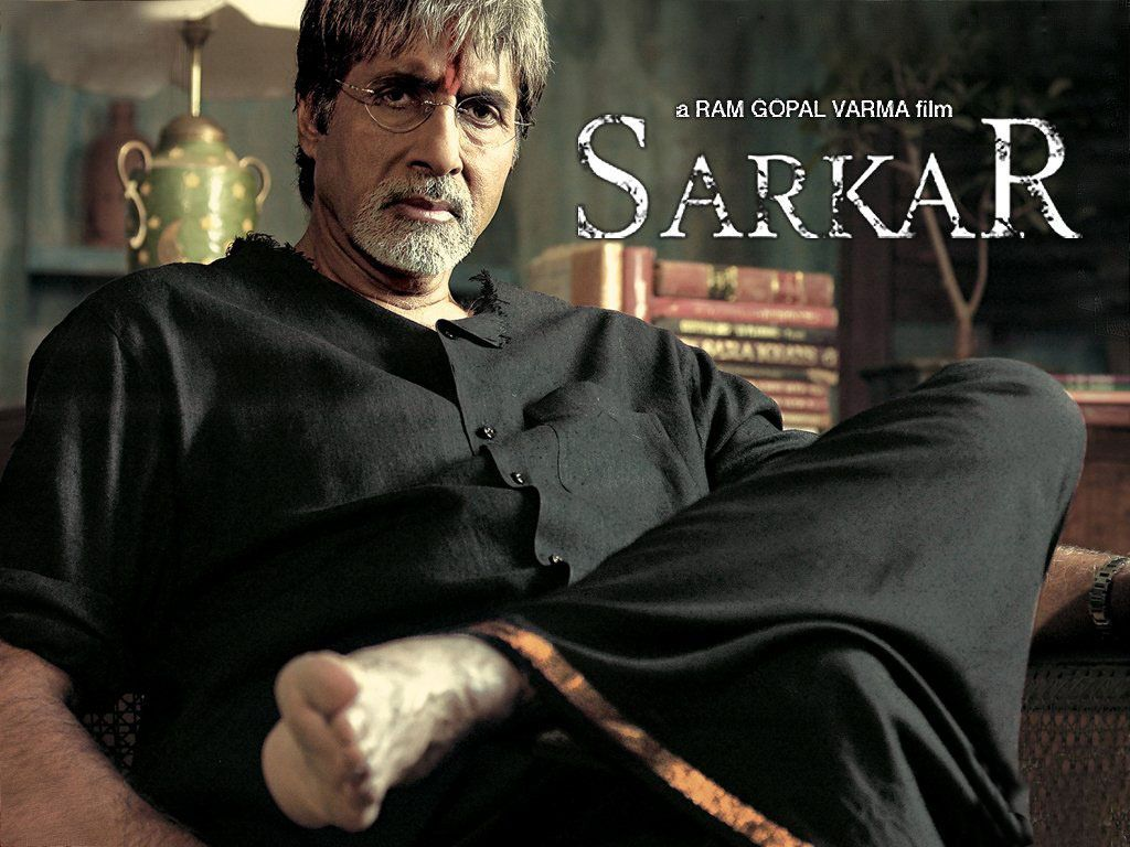 Image result for sarkar poster amitabh