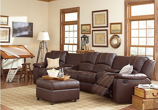 Picture Of San Angelo 5 Pc Sectional From Sectionals Furniture Fair Sectional Living Room Sets 2018