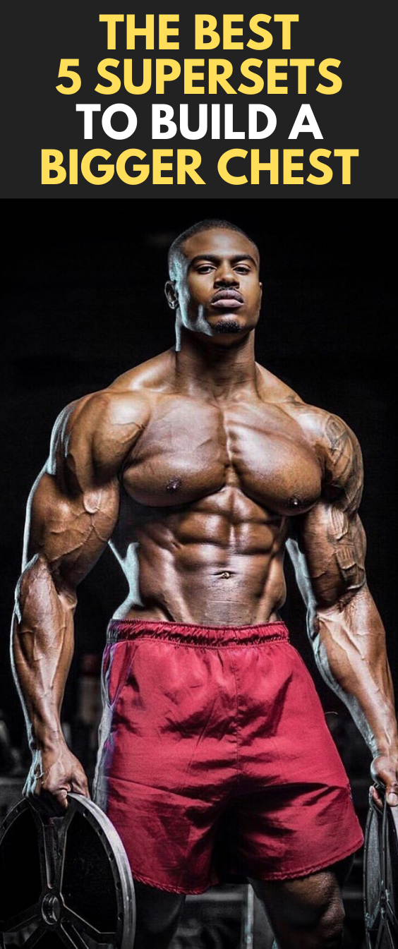 Pin by Jay Ortiz on Chest Workouts (With images) Build