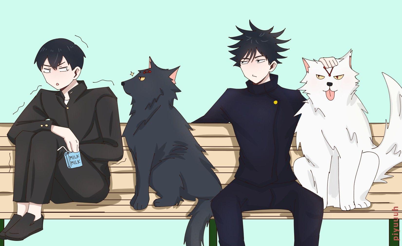 Haikyuu X Jujutsu Kaisen Crossover Anime Crossover Anime Haikyuu