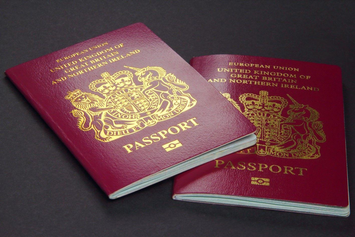 The Windrush Generation Immigration Problem Passport