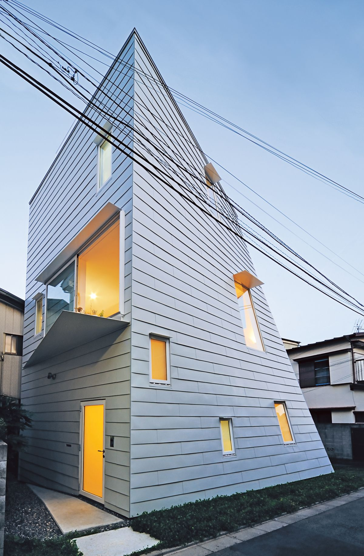 Live Small Japanese Housing Design Architecture Amazing