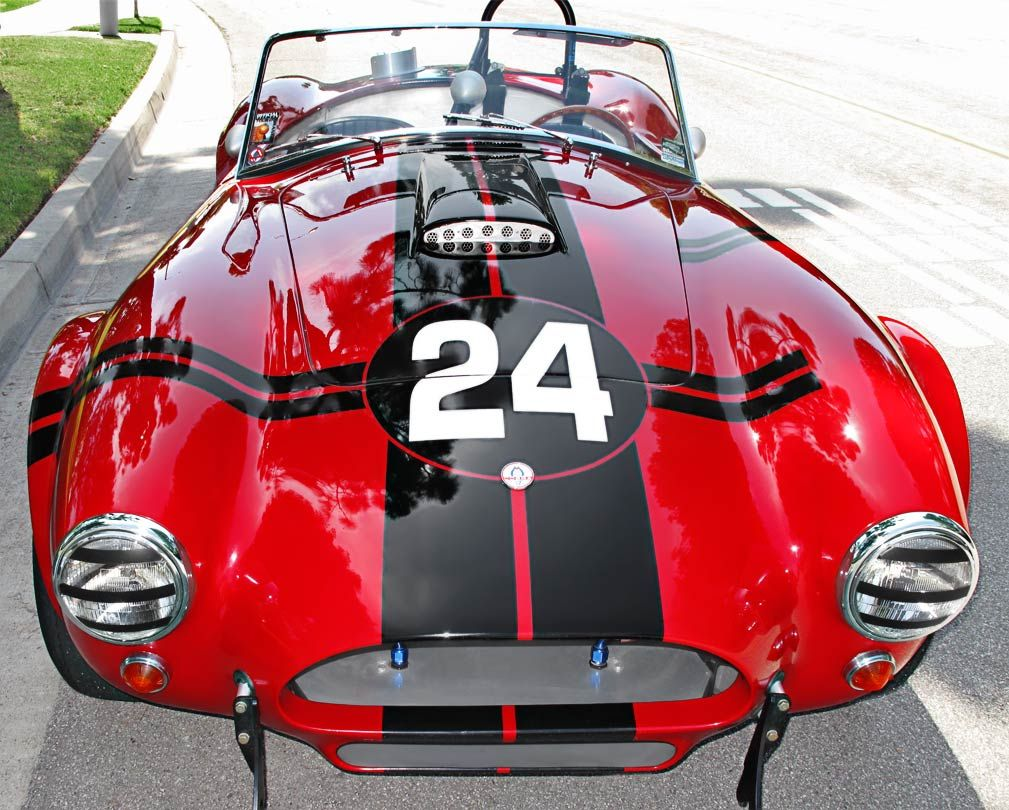 1964 Shelby Cobra CSX7000 289 FIA Continuation