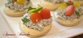 Fricassé tunisien - Amour de cuisine