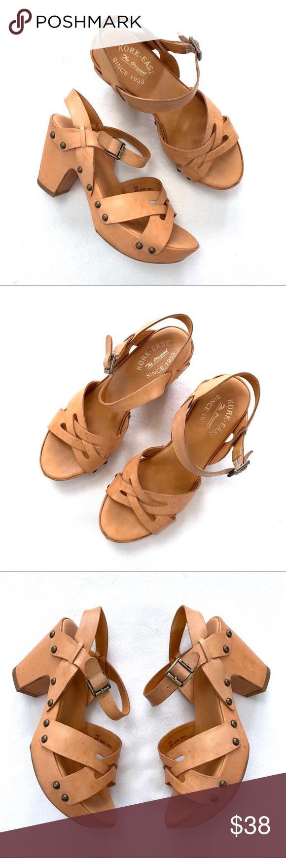 237e92678530 Kork-Ease Deborah K2182 Sandals Has some wear. Pls see all the photos.