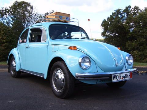 Super With Roof Rack Vw Super Beetle Beetle