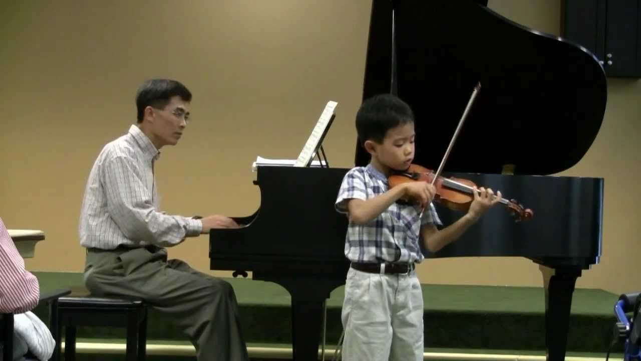 Plays Haydn Violin Concerto No 4 In G Second Movement Adagio Performed At Brookdale Retirement Home See More Of Young Violinist Haydn Violinists Violinist