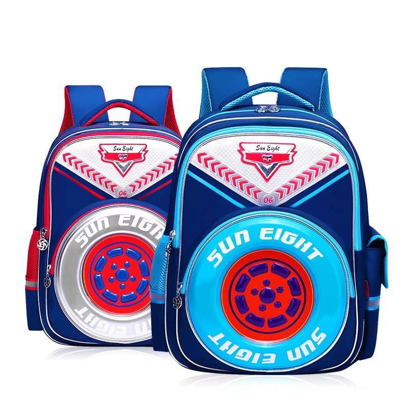 EVA 3D Backpack school backpacks wheels Schoolbags For Boys Waterproof  Children Bags Kid s School Bag ac7b2f6dccf39