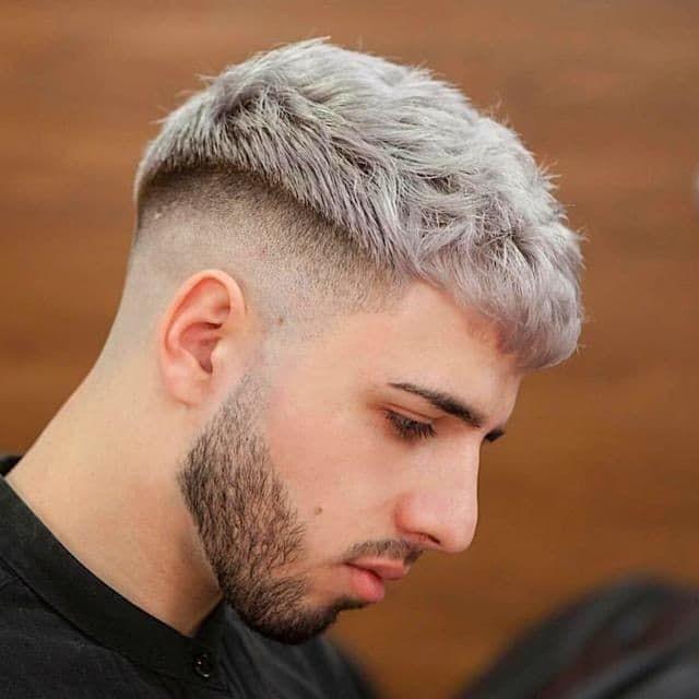 Pin En Men Hairstyle