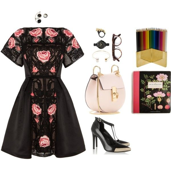 """""""15th day teaching"""" by xoxomuty on Polyvore"""