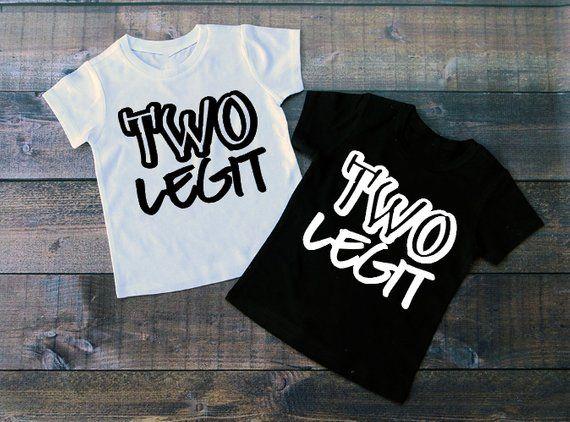 Two Legit Boys Shirt