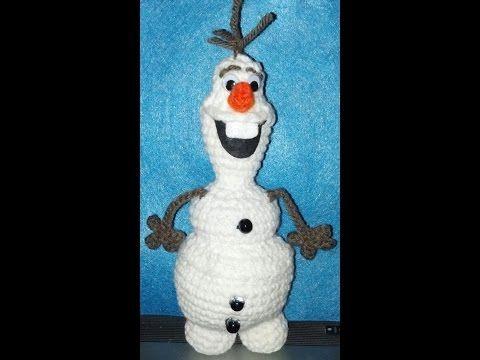 Amigurumi Patterns Olaf : Olaf para sole crochet amigurumi amigurumis olaf frozen