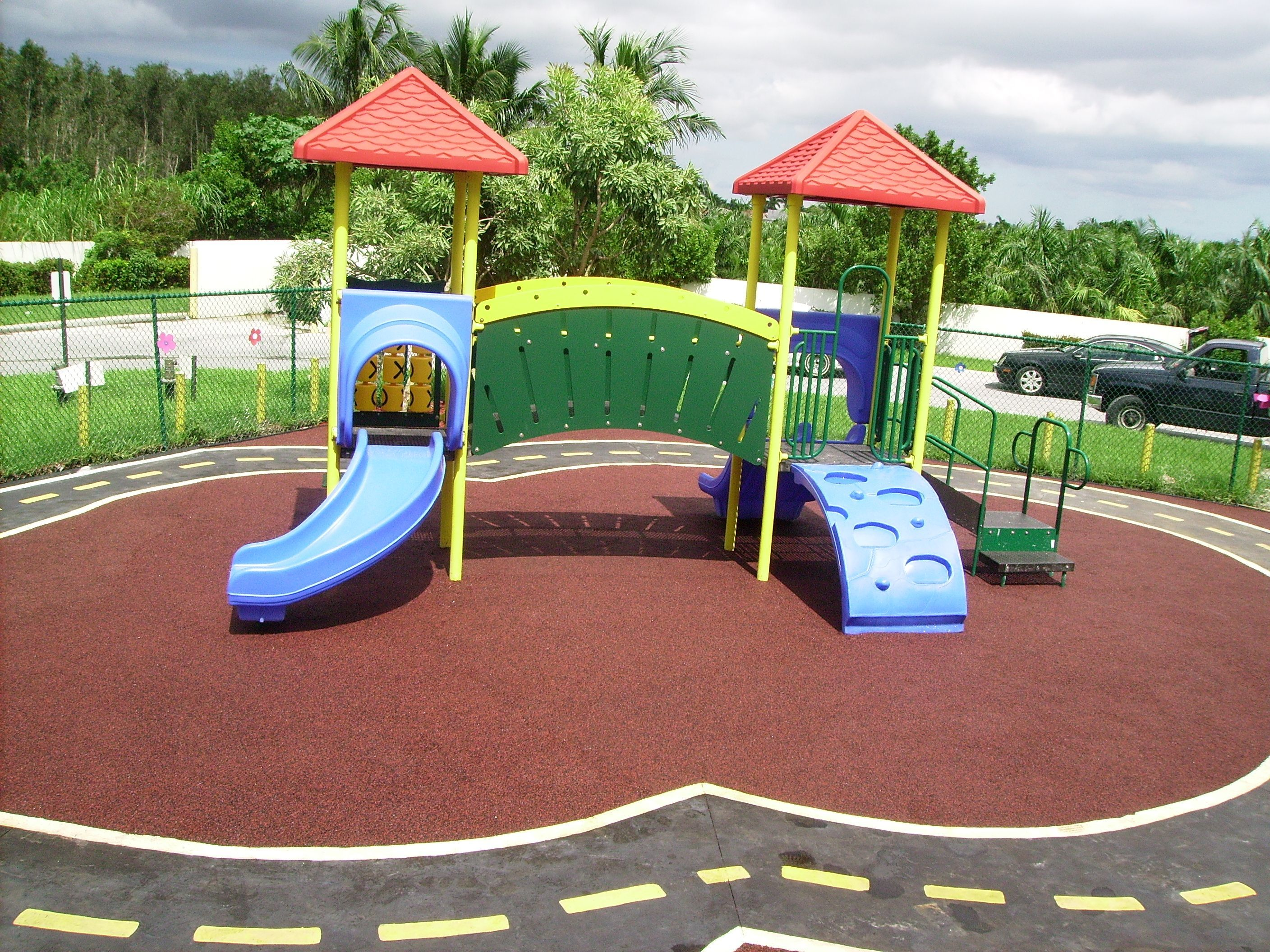 Ensuring Safety on the Playground Surface Safety Options