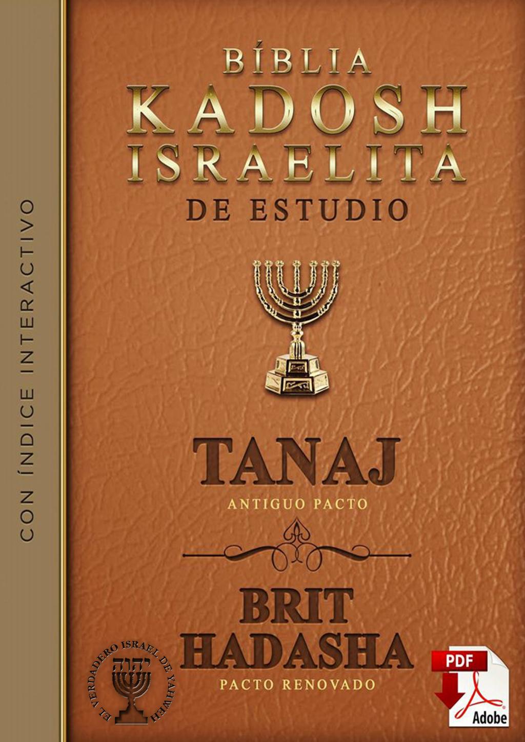 brit hadasha en español pdf