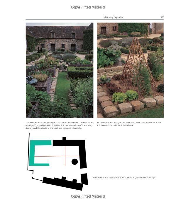 Kitchen Garden Design Ideas Magnificent Designing The New Kitchen Garden An American Potager 6688 9