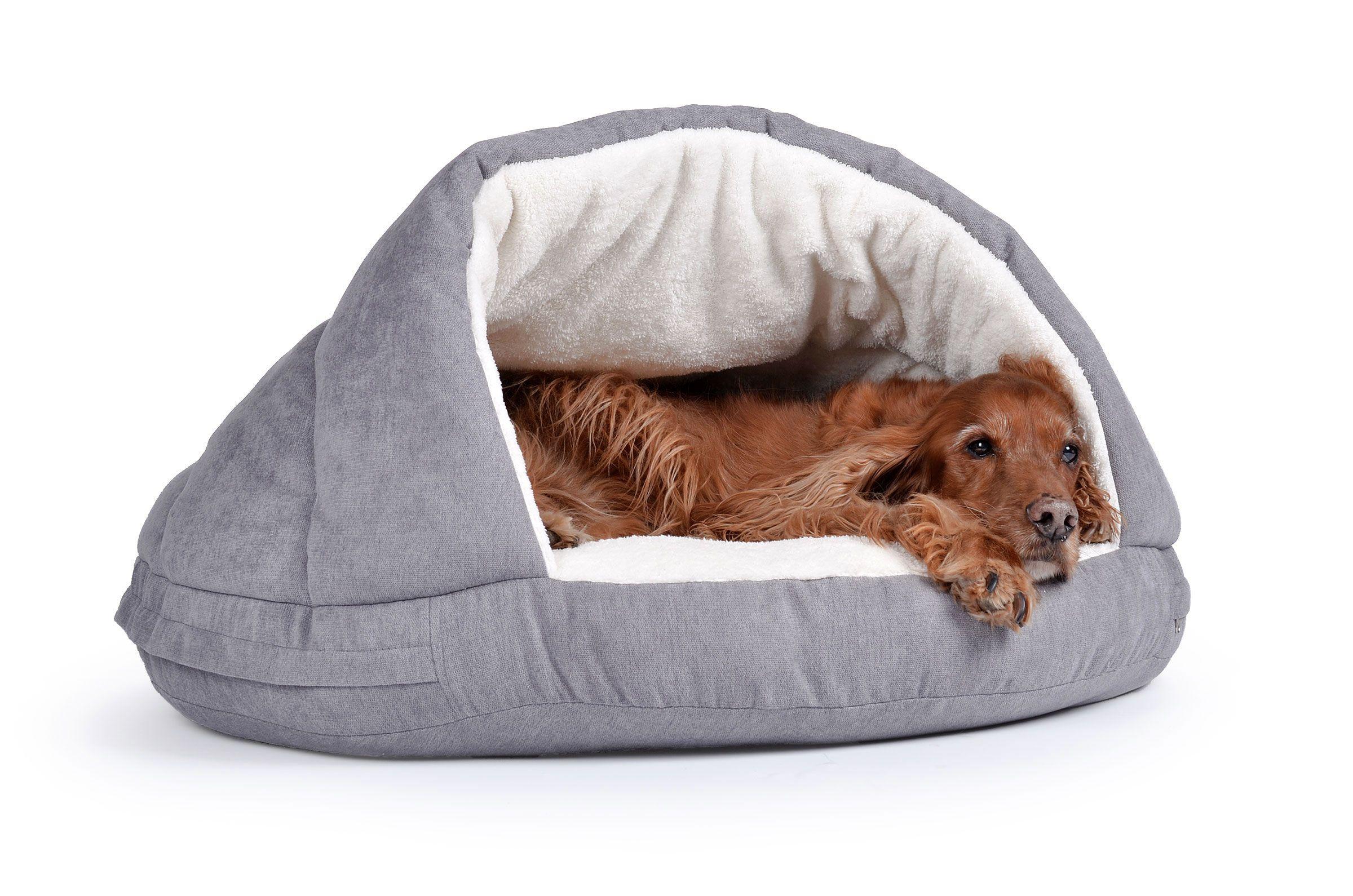 hundeh hle hundebett kuschelh hle f r hunde shell dogbed. Black Bedroom Furniture Sets. Home Design Ideas
