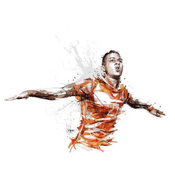 Soccer player by neo-innov on DeviantArt:
