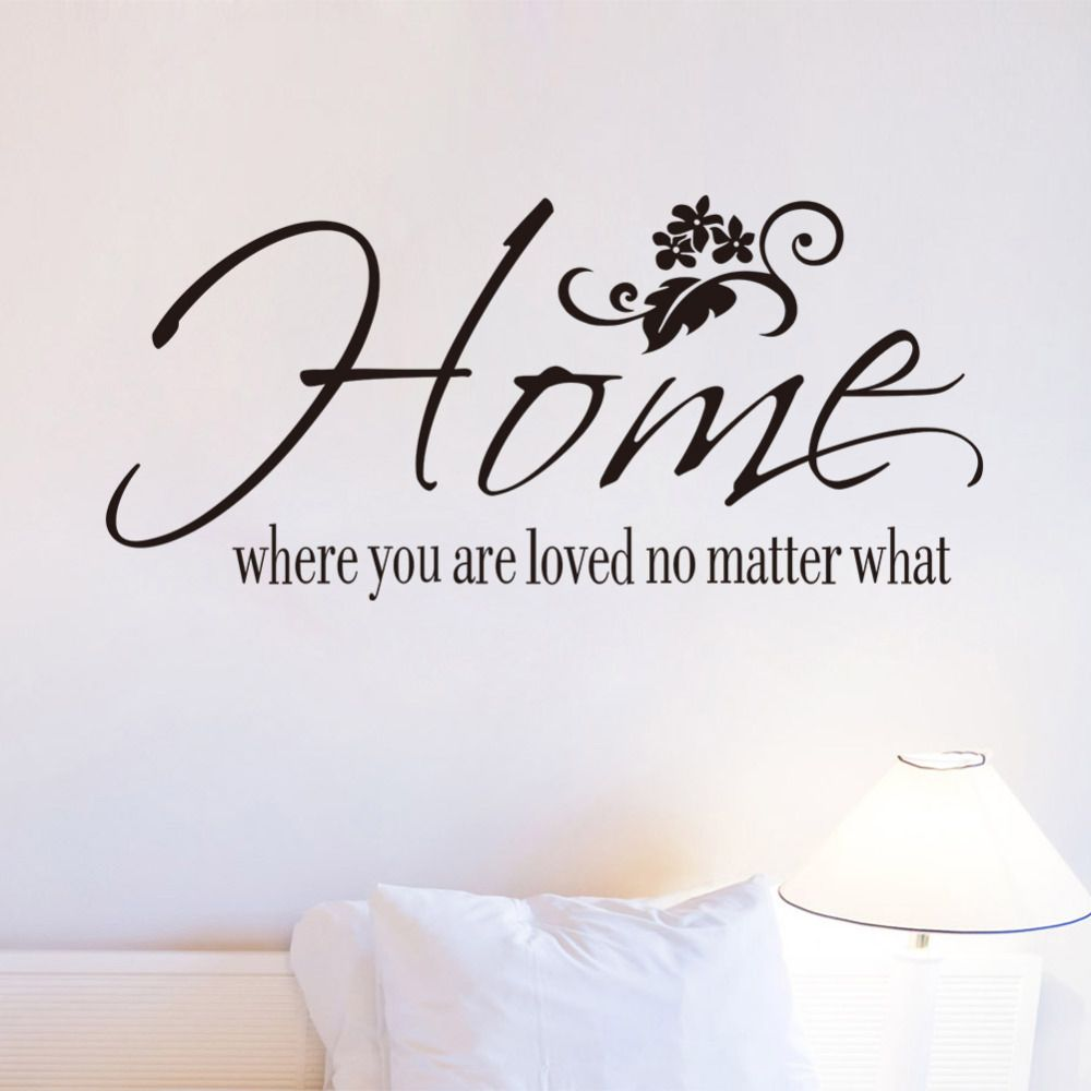 Home home quote quotes pinterest for Decoration quotes sayings