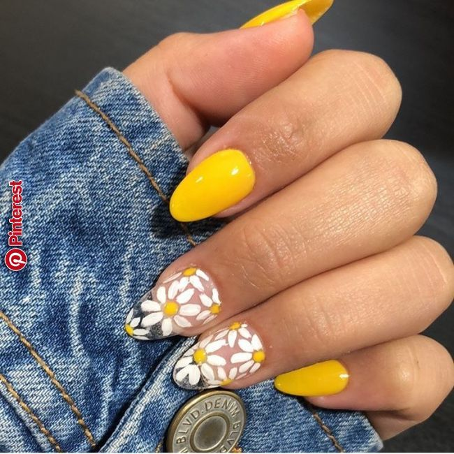 51 Fresh Summer Nail Designs For 2019 Summer Nail Designs Can Boost Your Mood Instantly You Don T Believe Simple Nail Art Designs Simple Nails Nail Designs