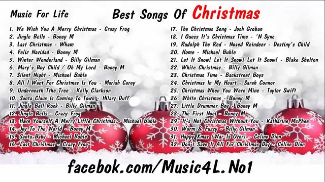 Christmas Songs 2014 Best Songs Of Christmas 2014 With Images Christmas Songs Playlist Xmas Songs Christmas Music