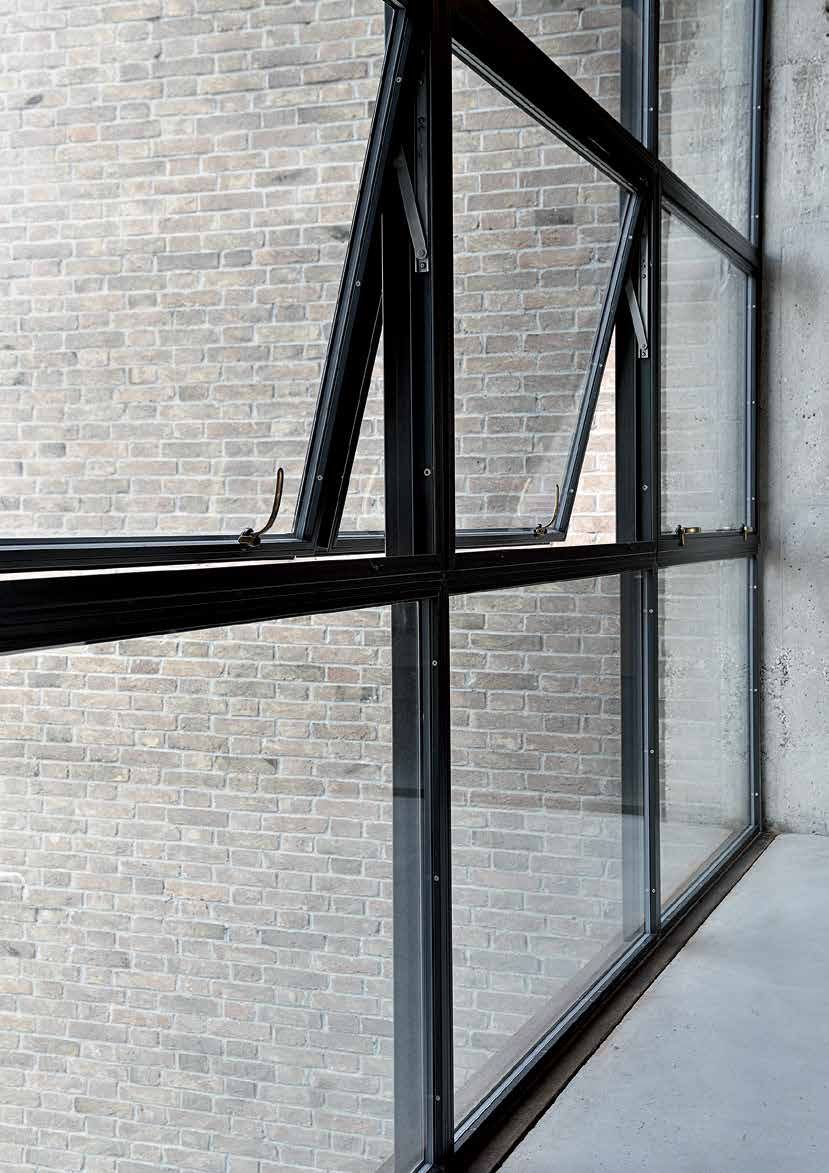 Window Packages With Milano Steel Simple Lines And A Profound Aesthetic Steel Doors And Windows Steel Windows Steel Doors