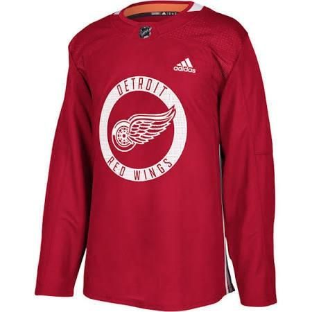 premium selection c6b1d 7a0f1 NHL Detroit Red Wings Practice Jersey - Red in 2019 ...