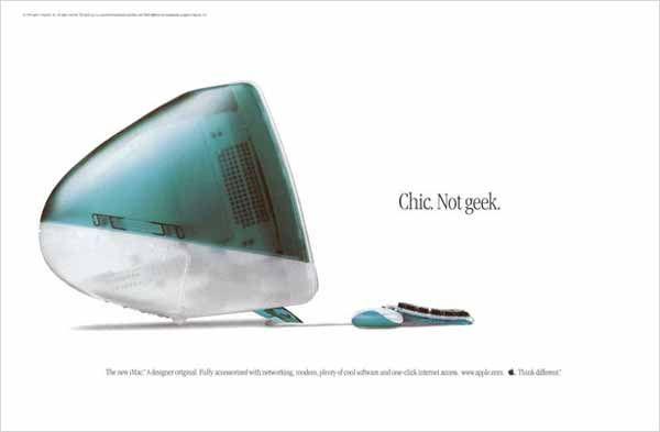 Image result for 90s apple ad Branding case study Apple