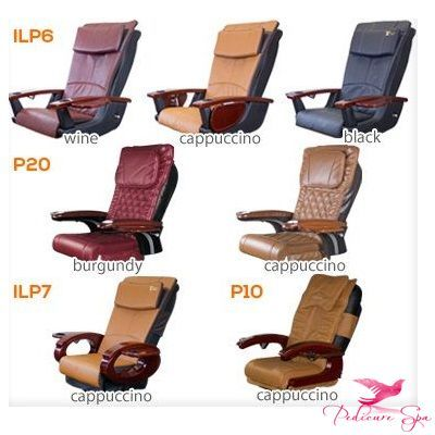 """Freeshipping + Free pedicurist stool  Call to get discount no matter how many you buy Pocono spa pedicure chair package #PedicureSpaChair Luxurious amenities, attention to detail, and superior craftsmanship. Sleek sihouette. Perfect Fit. Roller massage chair available in Cappuccino, Cream and Red. Soft Marine Grade PU leather. 90 - 145 degree Power chair recline. 7"""" Power chair forward/ backward. 90 degree Rotating armrests for easy client access. http://bit.ly/2cWvMgd"""