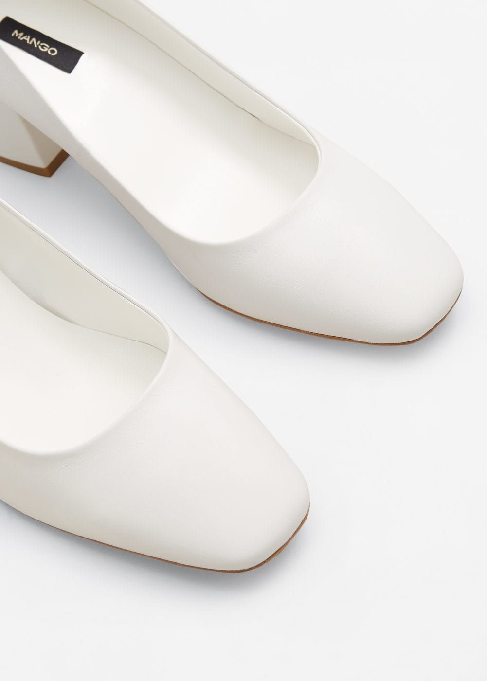 Mujer 2019Whislist Tacones Piel Zapato En Tacón Mango 67IfYybgv