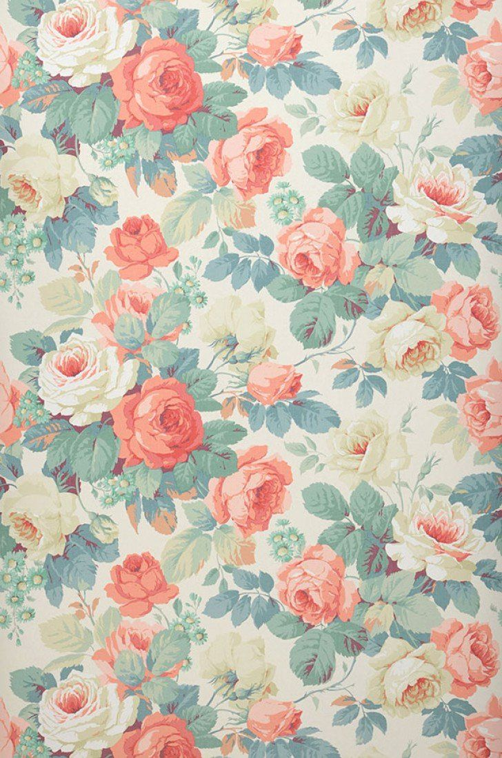 Wallpaper Carlotta | Wallpaper from the 70s