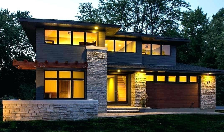 Charming Decoration Modern Prairie House Plans Elegant Prairie House Style Or Contemporary Prairie Style H Prairie Style Houses Prarie Style Homes House Styles