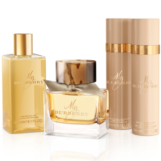 Burberry Beauty launches My Burberry gift set for Christmas 2014 http://www.missfashionnews.com/2014/11/04/my-burberry-christmas-2014/