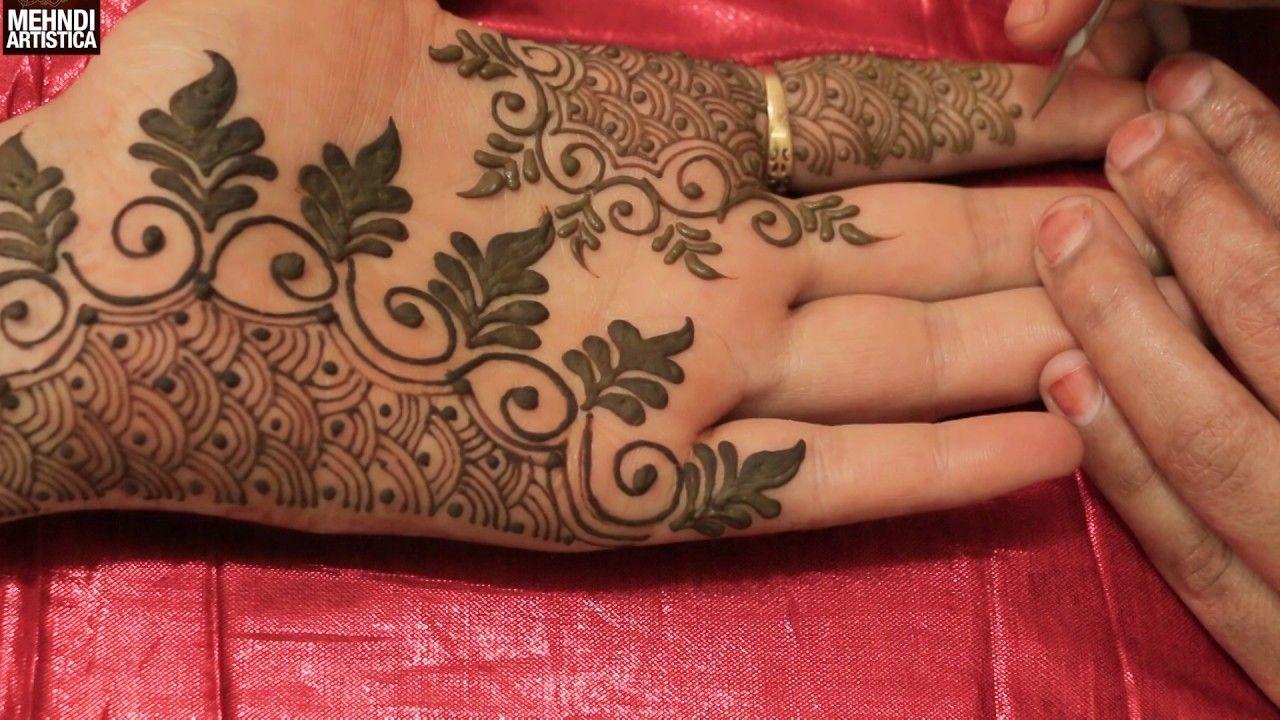Images about mehndi design on pinterest mehndi - Easy Simple Unique Designer Henna Mehndi Designs For Hands Special Trend