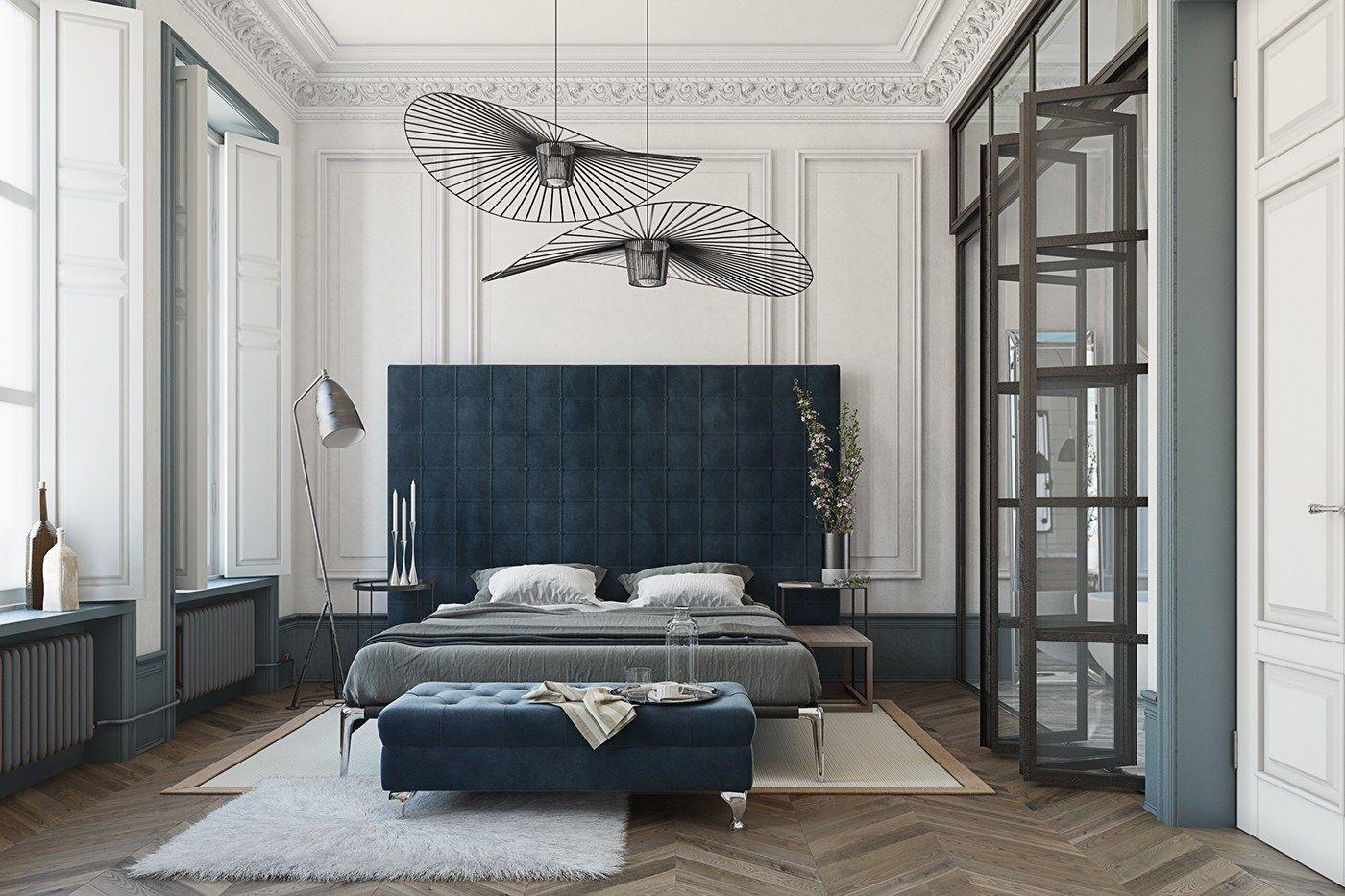 Best 8 Striking Bedrooms With Distinct Personalities 400 x 300