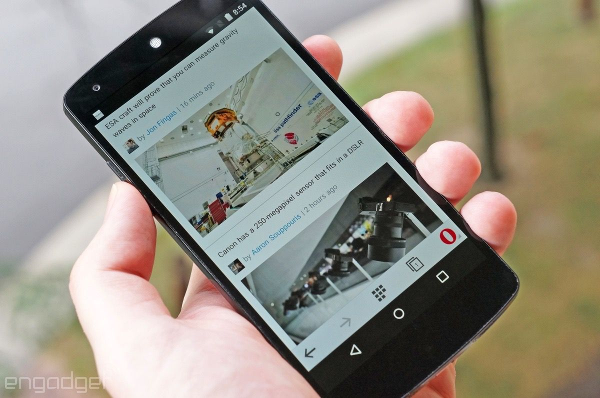 Opera Mini For Android Update Saves Data Without Wrecking Websites Aivanet Opera Browser Opera Android