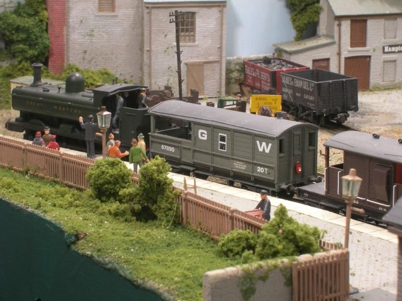 Hintock Gwr Sr Joint Oo Members Personal Layouts Model Railway Layouts Your Model Railway Club Model Trains Model Train Scenery Model Railway