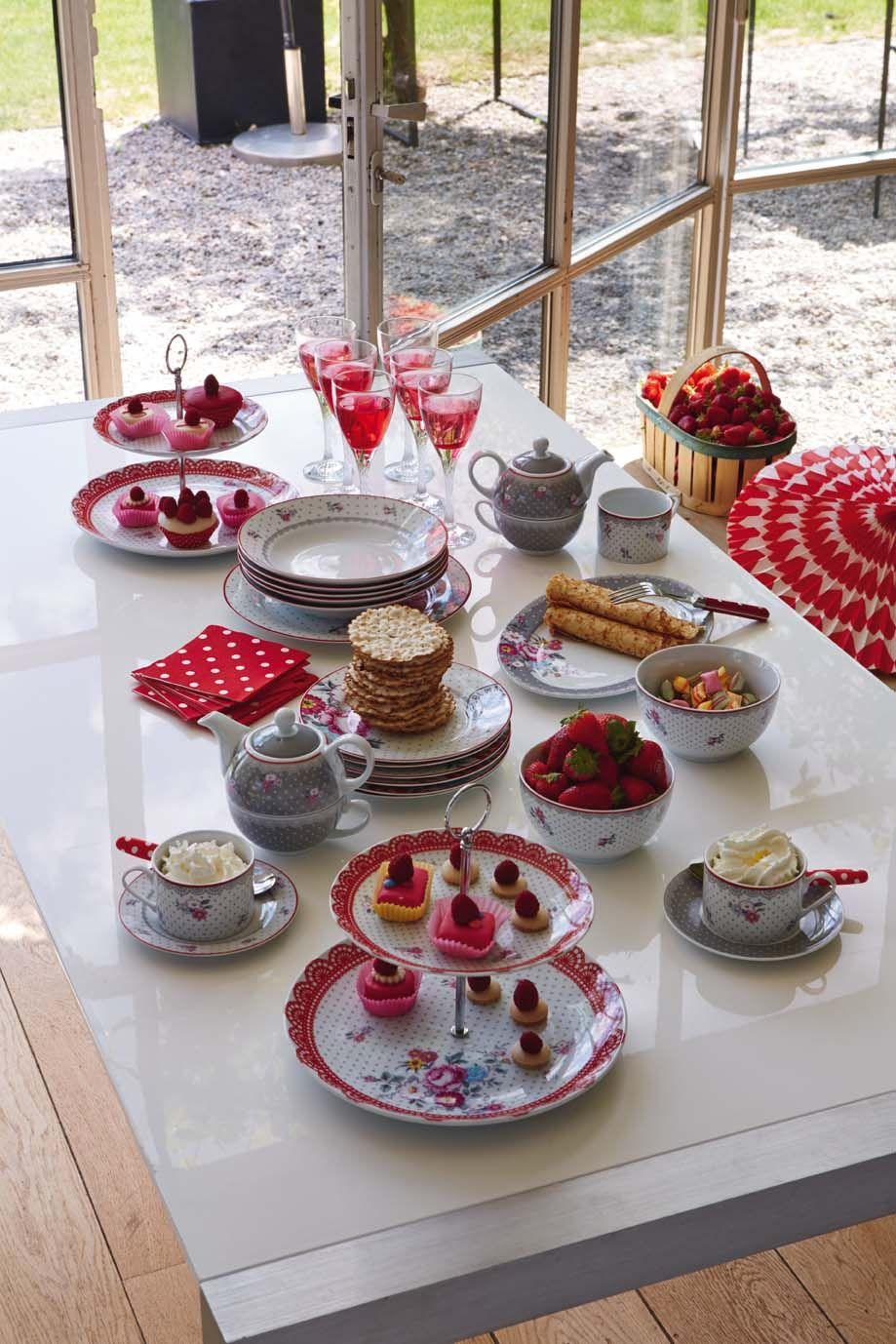 Lilly une gamme de vaisselle en porcelaine blanche for Magasin de vaisselle en ligne