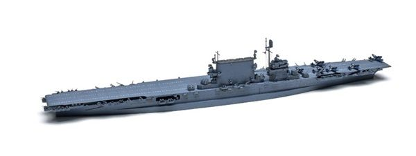 Tamiya 1/700 scale USS Saratoga (CV-3) | Finescale Modeler Magazine