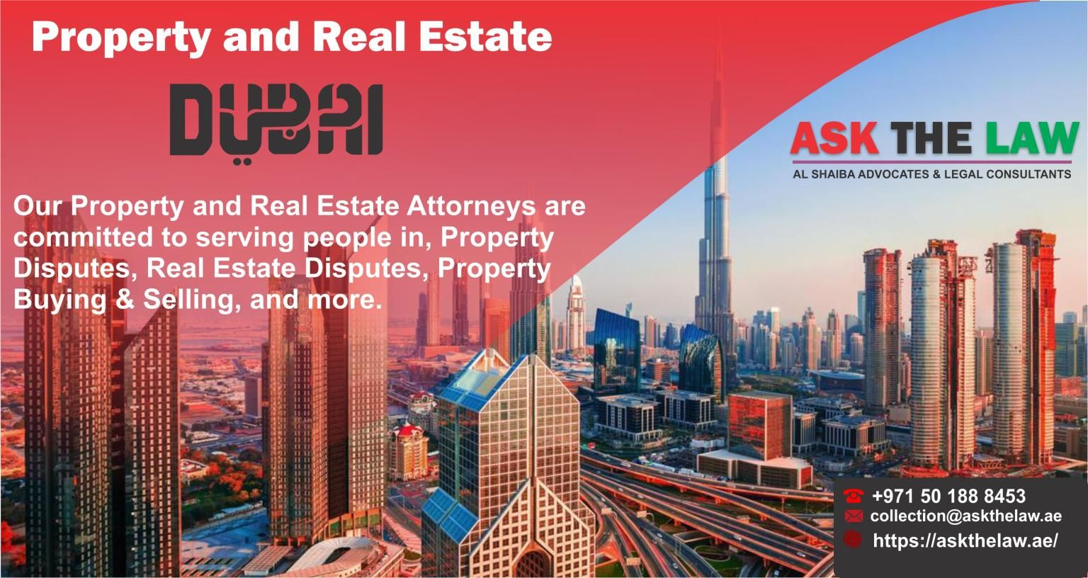 Property Real Estate Lawyers In Dubai Property Real Estate
