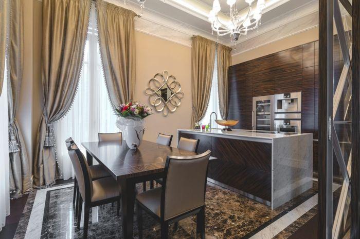 Luxus Wohnung von NG Studio \u2013 Zeitlose Eleganz in Italien