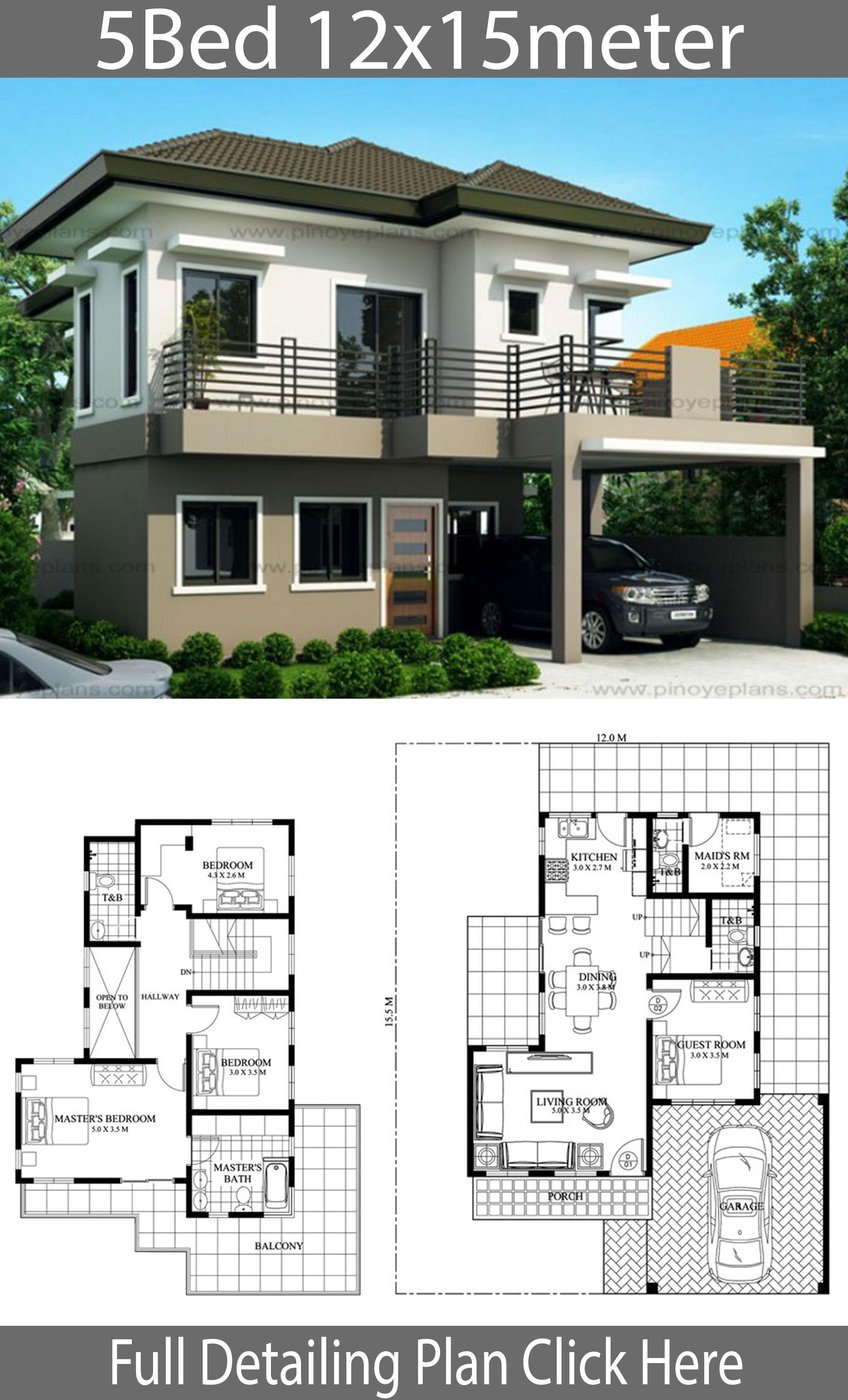 Pin By Zarith On House Plans Idea House Floor Design Duplex House Plans House Construction Plan