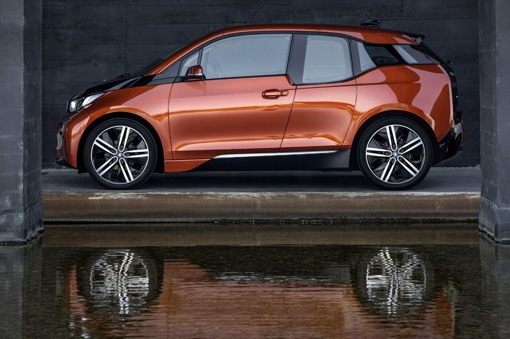 The i3 is BMW's Ultimate Electric Driving Machine Bmw i3