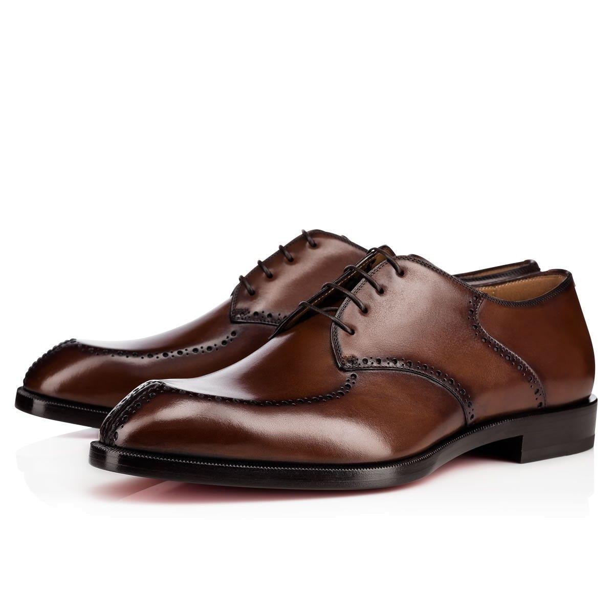 Phil 12, Derbys Homme, Marron (Brown Big Croco/Kudu Wax/Hairon/Chocolate(1,5,8)/Wood(2,6,7)/DK. Brown(3)/Tan(4)/Aspen Navy), 41 EUMelvin & Hamilton