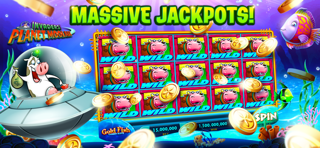 Gold Fish Casino Slots Games on the App Store in 2020