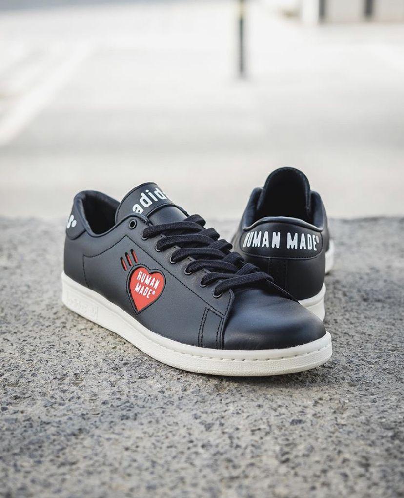 Human Made x adidas Originals Stan Smith   Adidas originals stan ...