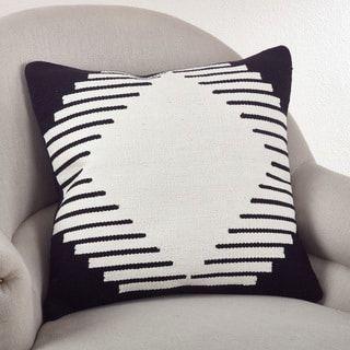 Kilim Design 20inch Down Filled Throw Pillow Pillows Blankets