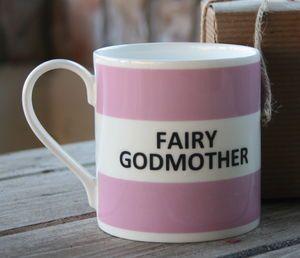 a6f0c5b38aa Fairy Godmother' Fine Bone China Mug - new in home | Gift Shop ...