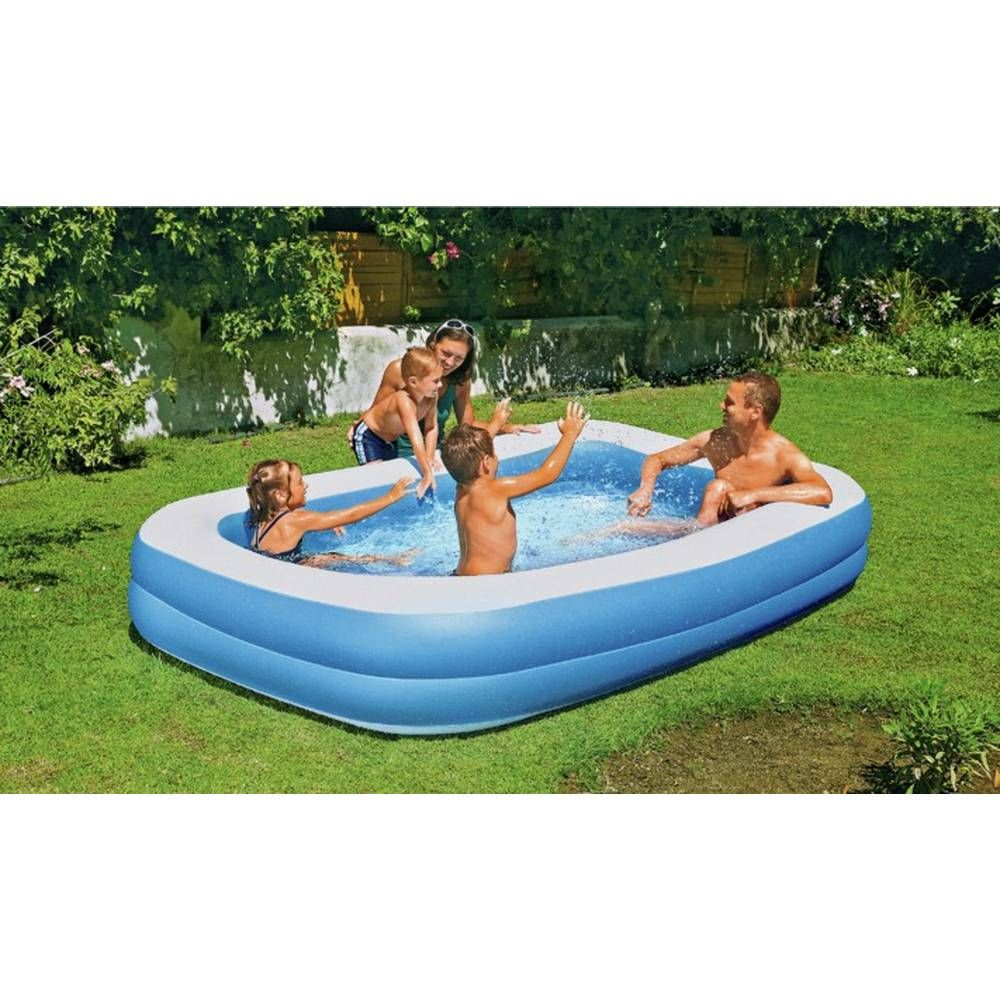 Buy Chad Valley 8 5ft Family Swim Centre Paddling Pool 950l Pools And Paddling Pools Argos Family Swimming Pool Family Pool