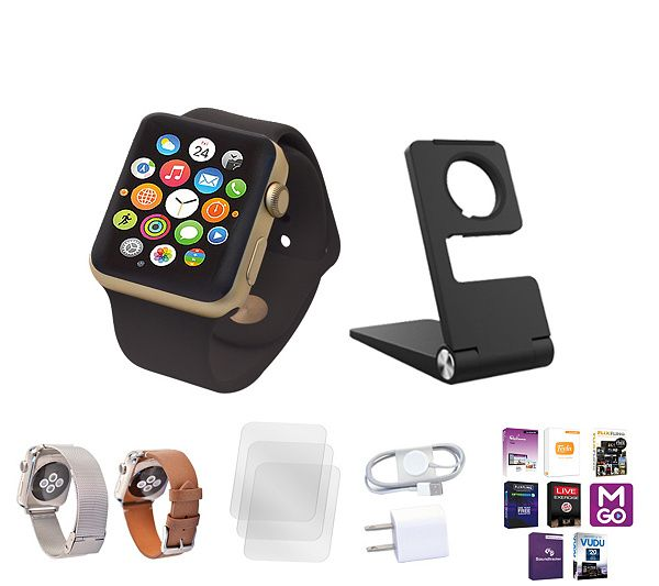 One device, many functions. The Apple Watch Series 1 42mm